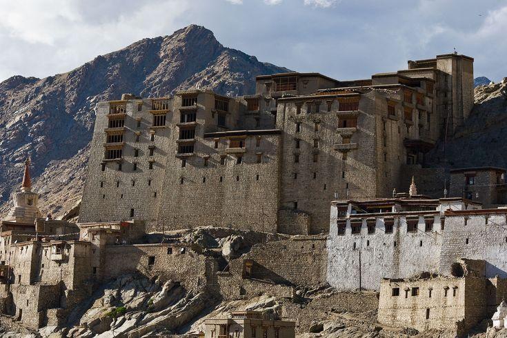 Leh Palast | Leh - Wikipedia