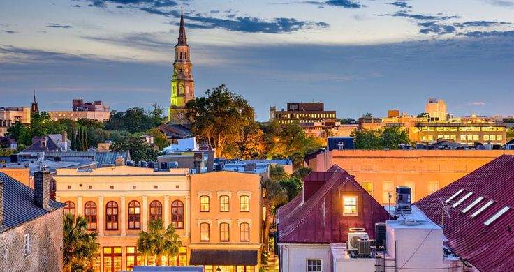 Best Time to Visit Charleston SC