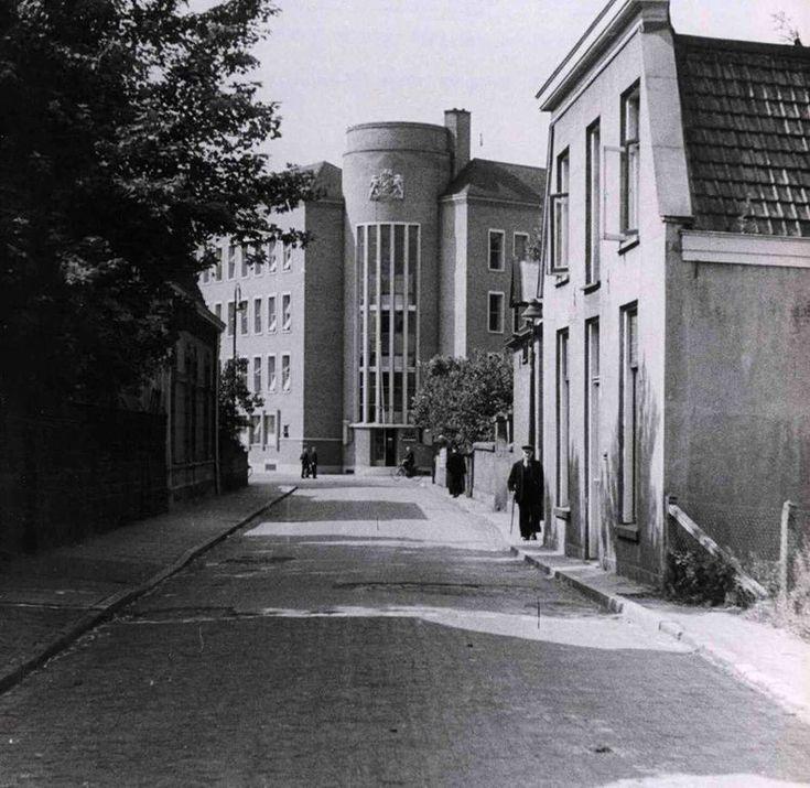 Hengelosedwarsstraat Enschede (jaartal: 1940 tot 1945) - Foto's SERC
