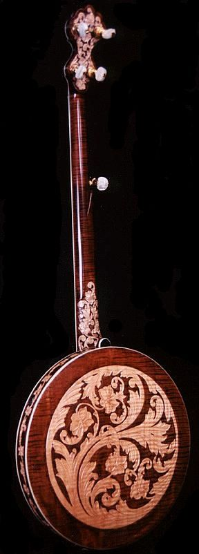 Bob Flesher Custom Banjos
