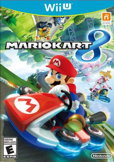 Mario Kart 8 - Everyone - Wii U