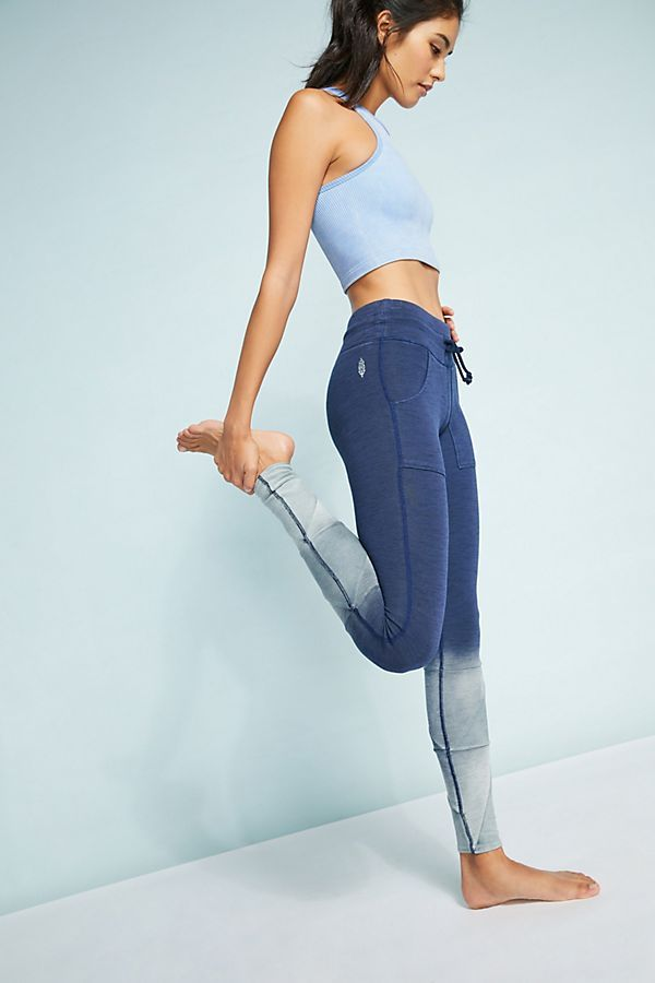 ec24e24a76cb Free People Movement Ombre Kyoto Leggings in 2019 | Activewear ...