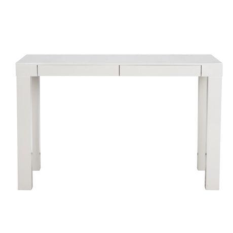 Shorthand Desk 120x60cm  White