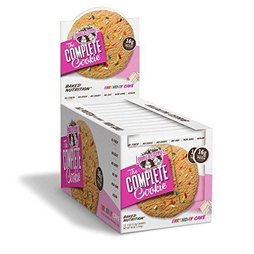 Product review for Lenny & Larry's The Complete Cookie - Birthday Cake - 4 Ounce (Pack of 12) -  Reviews of Lenny & Larry's The Complete Cookie – Birthday Cake – 4 Ounce (Pack of 12). Buy Lenny & Larry's The Complete Cookie – Birthday Cake – 4 Ounce (Pack of 12) on ✓ FREE SHIPPING on qualified orders. Buy online at BestsellerOutlets Products Reviews website.  -  http://www.bestselleroutlet.net/product-review-for-lenny-larrys-