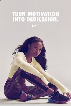 Training motivation, Nike workout clothes, Nike running shoes, Printed Epic Lux Tights.