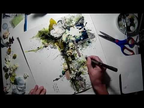 Scrap Around The World: Video Tutorial by Athanasia Papantoniou {Design Team 'Moment To Shine'}