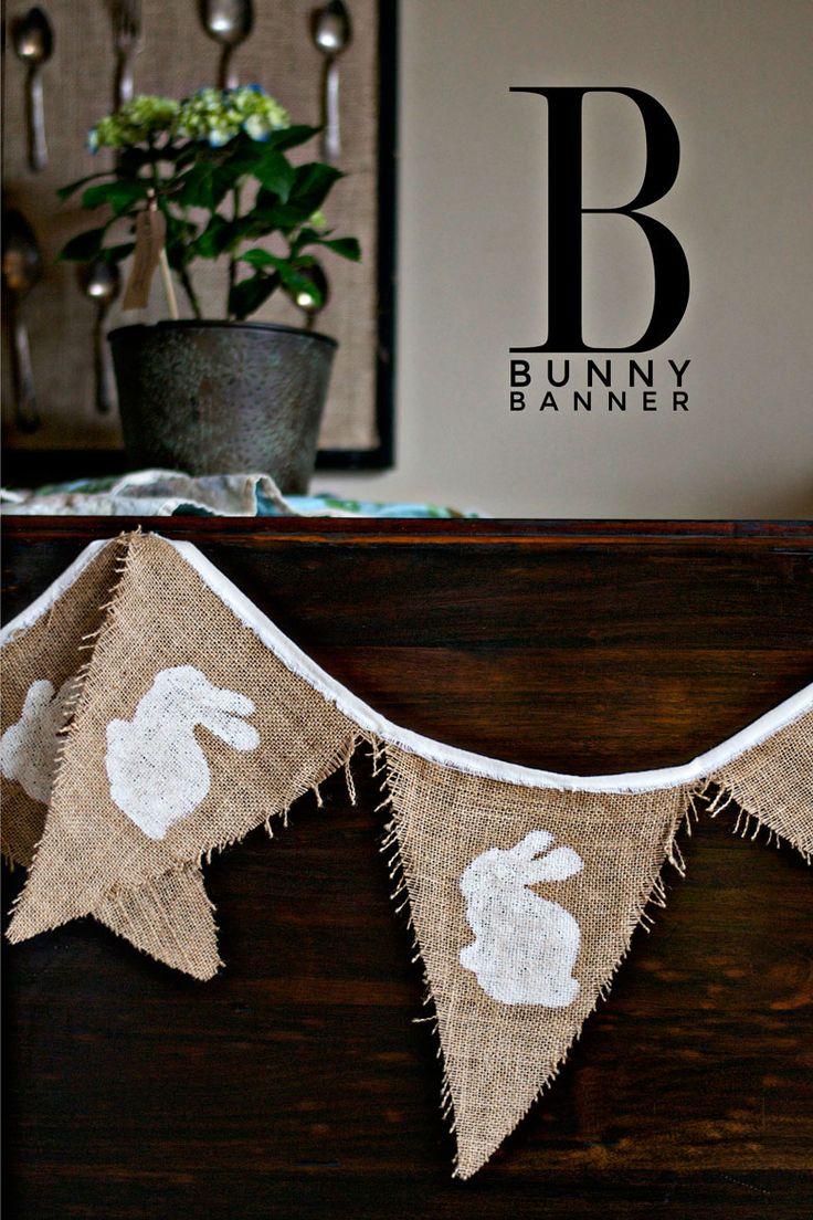 Annapolis & Company   Bunny Banner