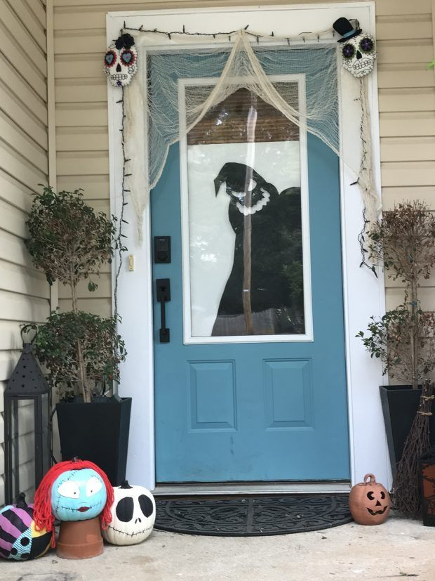 404 best Halloween images on Pinterest Fall crafts, Diy fall - halloween decorations for the office