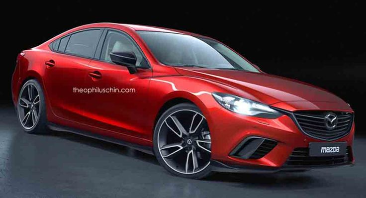 2017 Mazdaspeed 6 ...
