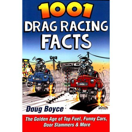 1001 muscle car facts