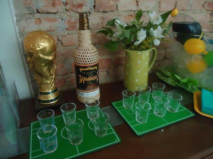 Cachaça Brasil - copa 2014