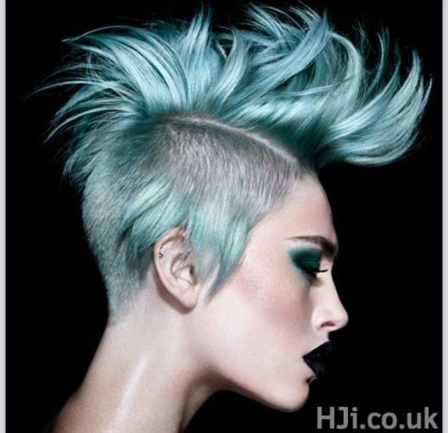 Cool Hair Color Coloring