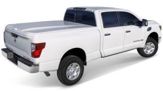 A.R.E. Offers Fiberglass Pickup Bed Covers for 2016 Nissan Titan XD