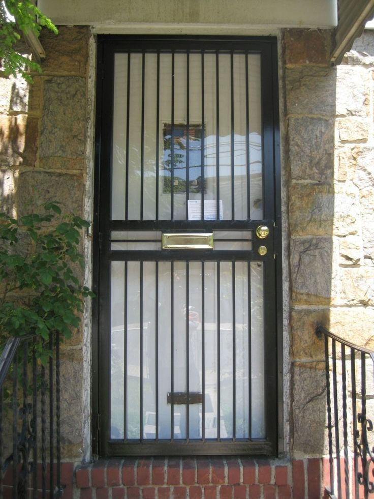 25 Best Storm Doors Ideas On Pinterest Front Screen