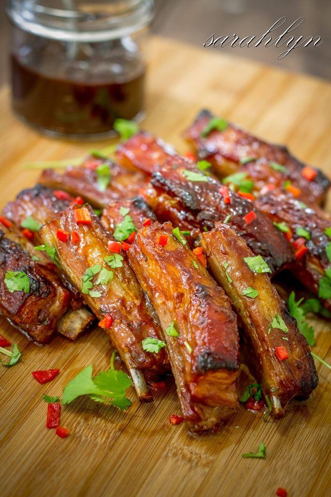 Hoisin Lamb Riblets | Sarahlyn's Kitchen