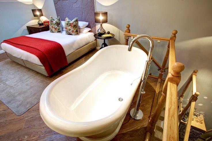 Bath then bed......