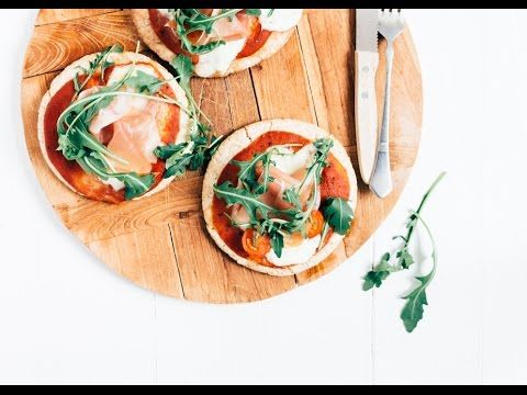 Salade met meloen & ham - Uit Pauline's Keuken