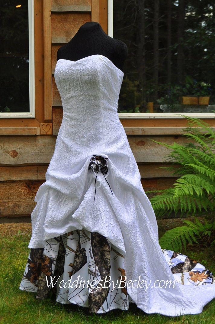 9 best affordable elegance bridal coeur d alene idaho for Mossy oak camo wedding dress