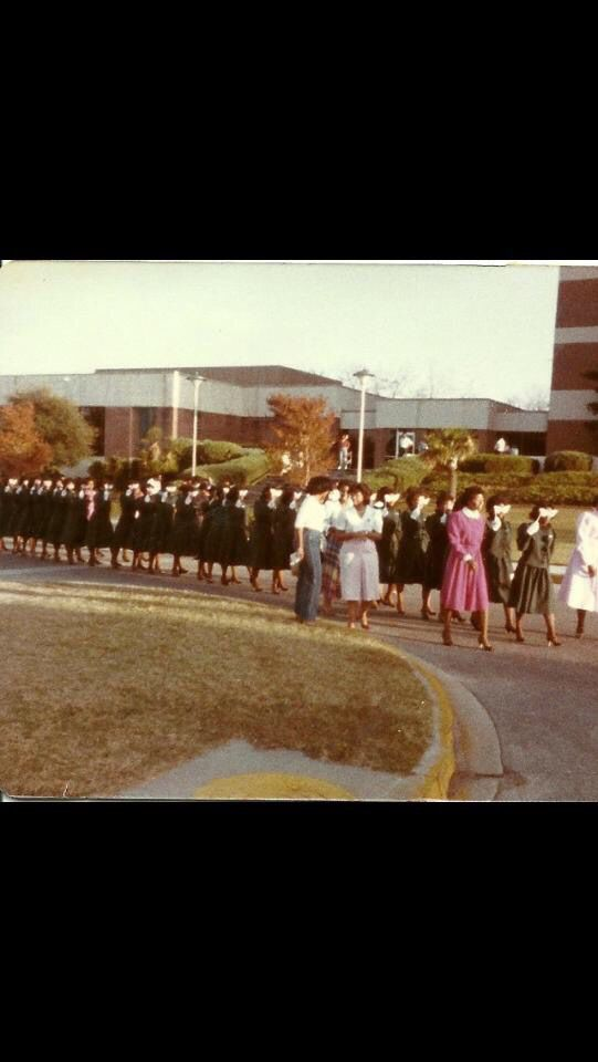 South Carolina State University! Beta Sigma Chapter of Alpha Kappa Alpha Sorority, Inc.
