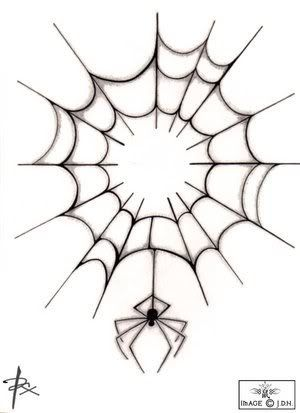 Spider Web Tattoo photo Spiderweb.jpg