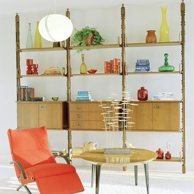 mid century sliding glass bookcase 311 see more living room midcentury design pictures remodel decor and ideas page modern
