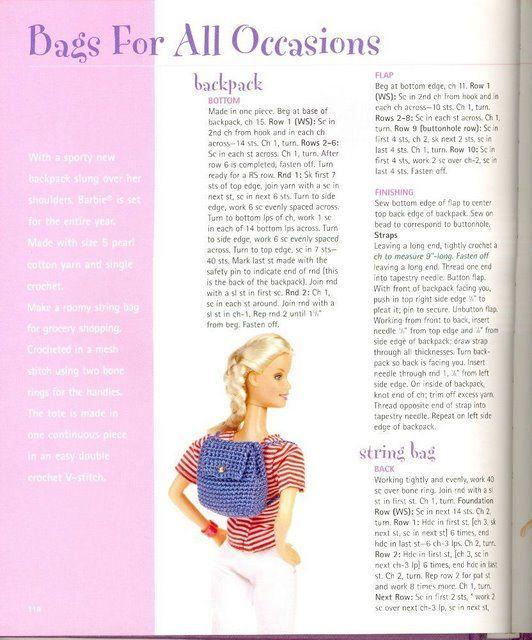 how to make barbie clothes