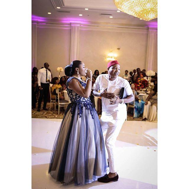 African Canadian Weddings presents Wendy & Kwame Glamorous Wedding in Toronto || Afrodisiac Photography | African Canadian Weddings