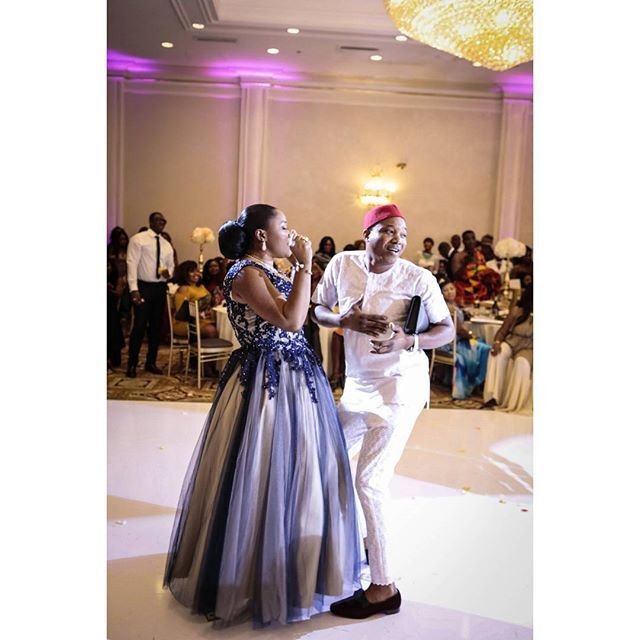 African Canadian Weddings presents Wendy & Kwame Glamorous Wedding in Toronto || Afrodisiac Photography | African Canadian Weddings