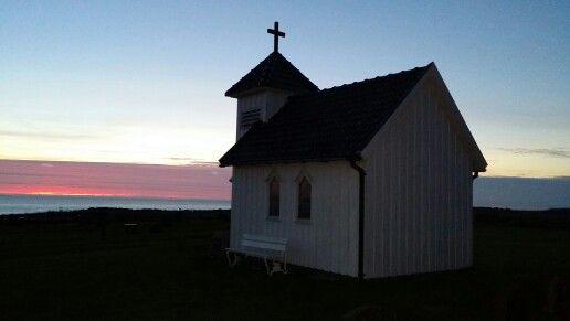 Varhaug old church
