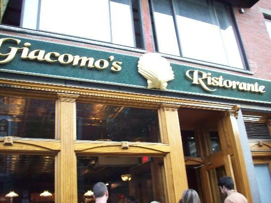Giacomo S Restaurant Cash Only Has Great Italian Food Just Make Sure To