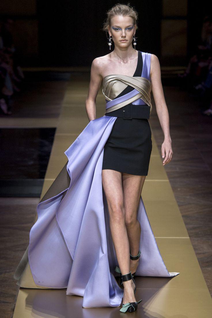 Défilé Atelier Versace Haute Couture automne-hiver 2016-2017 5