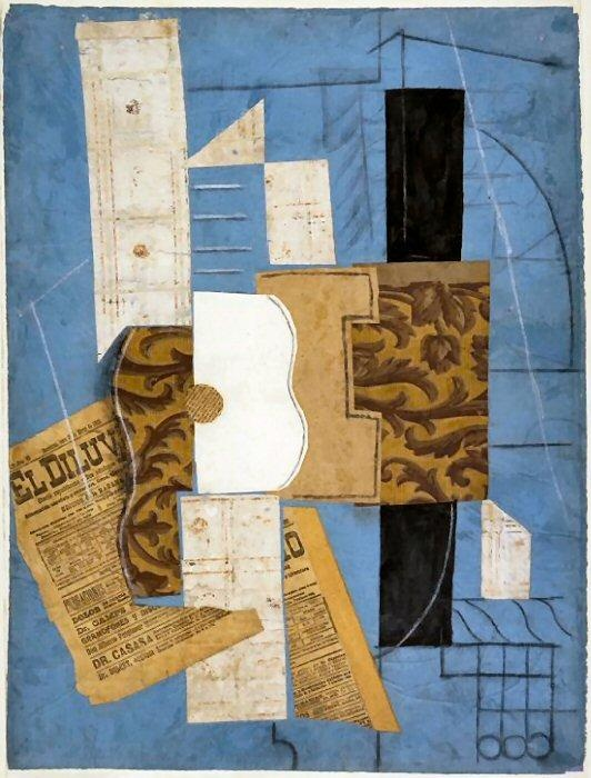 pablo picasso girl with a mandolin cubism movment essay An author/subject index to the specialist,  essay and proof check list of the hradčany castle issues of 1918-1920   girl with a doll.