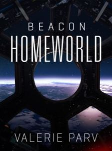 Homeworld by Valerie Parv; Momentum Boks