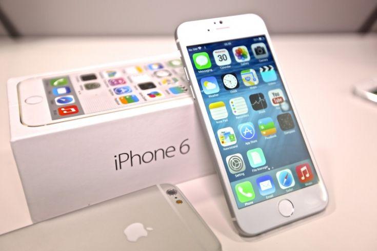 eMAG.ro listează acum și varianta de 64 GB a lui iPhone 6; disponibilă la un preț de 3.999 lei   ► SPRE ARTICOL: http://mbls.ro/1rjSr67 ► SPRE MAGAZIN: http://mbls.ro/1mkdwgl   #iphone6 #apple #emag #telefoane