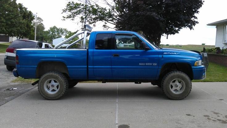 Dodge Ram 1500 Sport 5.9L 360 v8 Dodge girl Forever