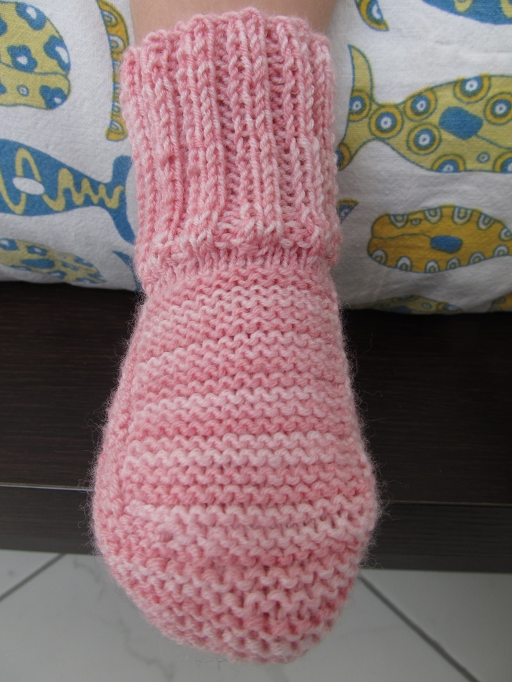 107 best images about knit: socks: slippers on Pinterest ...