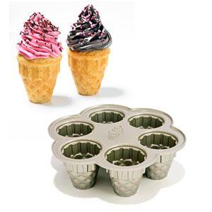 Ice Cream Cone cupcakes.