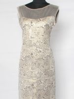 Love Fashion – VINO:  Brocade Tulle Shift dress @ only R950.00