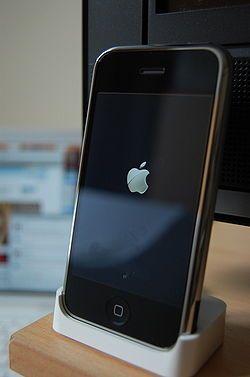iPhone-the original (2G)
