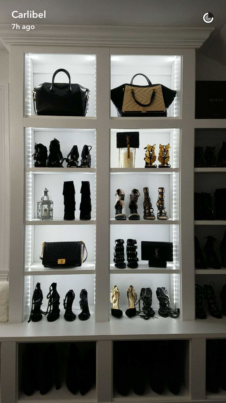 Carli bybel closet tour of celebrity
