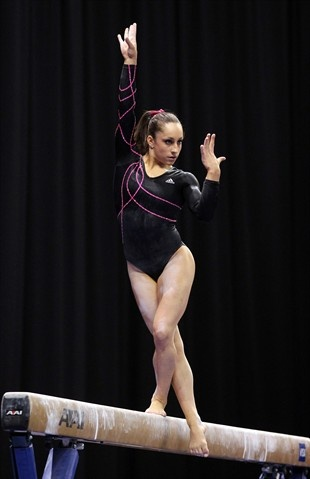 2012 Olympic Trials: Women's Gymnasts - Gymnastics Slideshows | NBC Olympics Jordyn Wieber