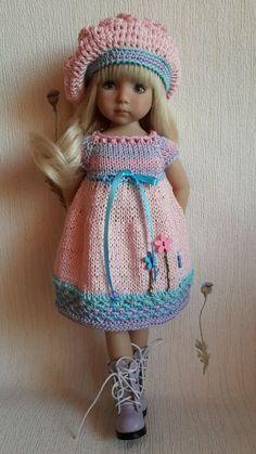"OOAK наряд для Куклы 13 ""Dianna EFFNER LITTLE DARLING ручной работы in Куклы и мягкие игрушки, Куклы, Одежда и аксессуары | eBay:"