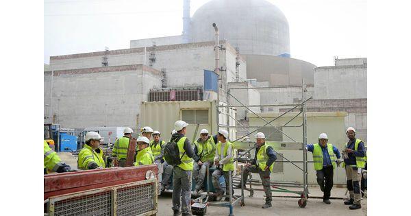 Sauf ultime rebondissement, l'ASN devrait confirmer en octobre son avis favorable sur la cuve et le couvercle de l'EPR de Flamanville. Le réacteur devrait... - L'Usine de l'Energie