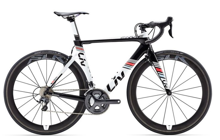 Liv Envie Advanced 1 http://www.bicycling.com/bikes-gear/recommended/8-awesome-womens-road-bikes-for-2017/slide/4