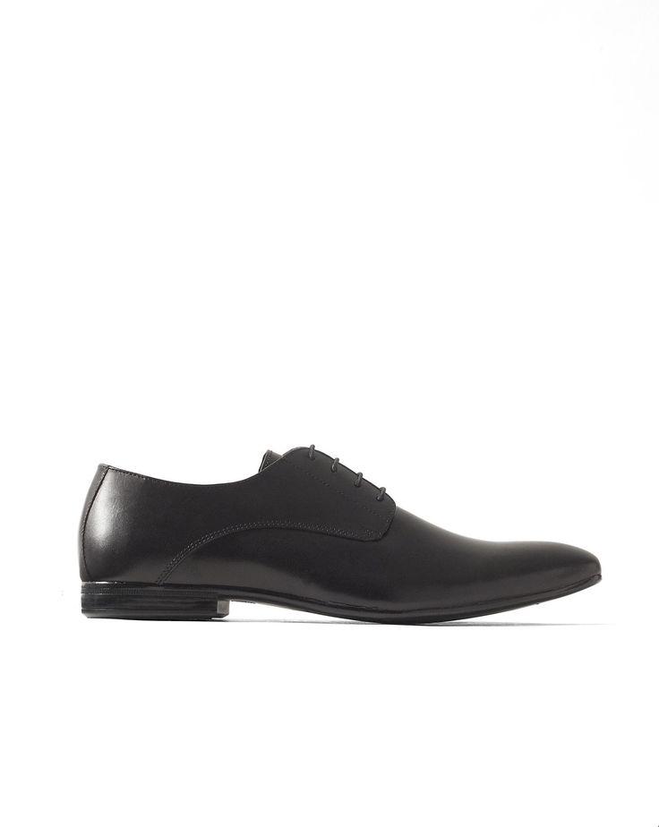 CELIO CLUB Rubber sole derby shoe