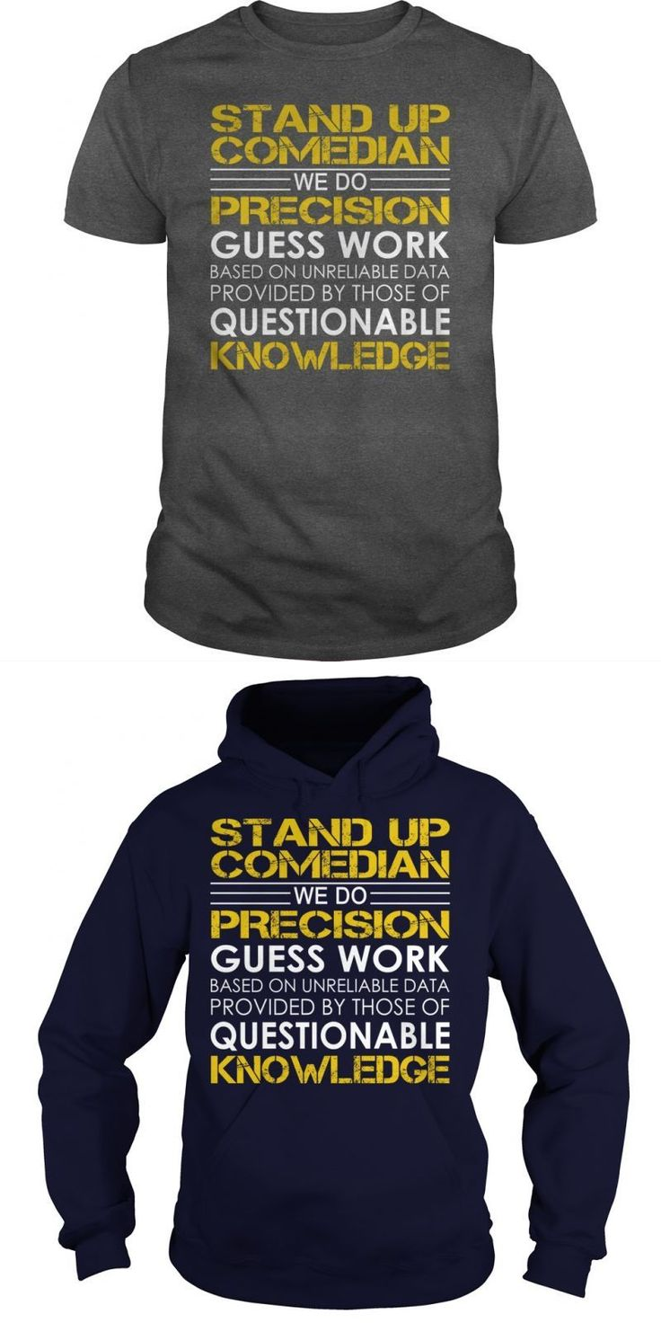 Stand Up Comedian Job Title Tshirts  Guys Tee Hoodie Ladies Tee Comedian T Shirt Comedian Red Fox T Shirt Comedian Red Fox T Shirt Comedian Red Fox T Shirt