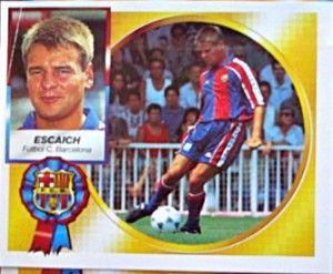 El Escaich culé: Liga Hecha, El Escaich, The League, Escaich Culé