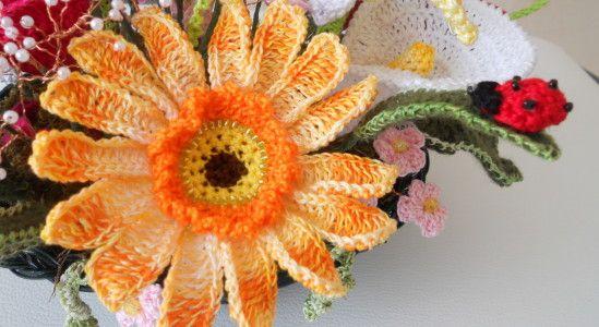 Video Tutorial - PDF - Fiori all'Uncinetto - Crochet Flowers