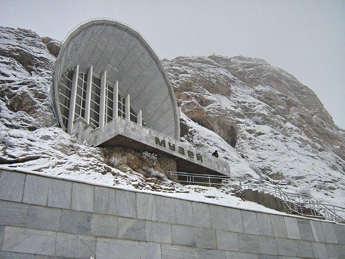 Fantastic Soviet Building