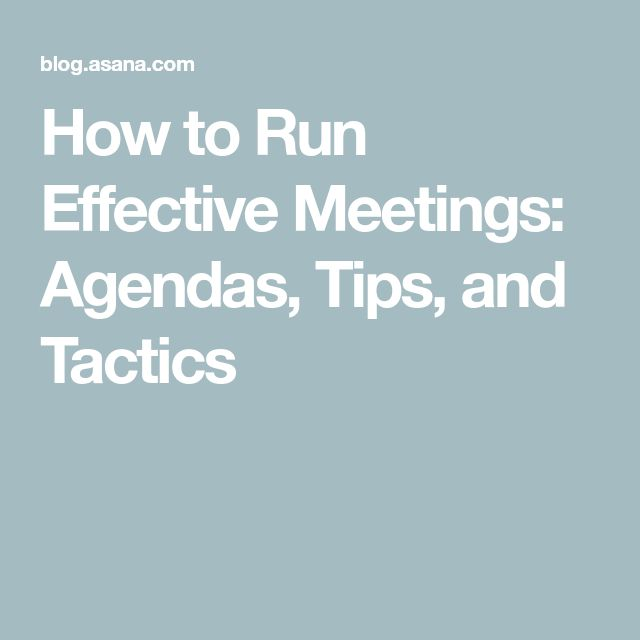 Best 25+ Effective meetings ideas on Pinterest Team meeting - agenda format for meetings